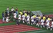 北海道ユース選抜vsブラジル(U-16)代表
