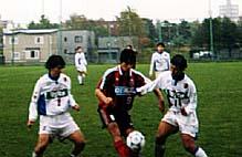 Jリーグユースカップ札幌-鹿島戦スナップ