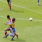 ナビスコカップ[GroupA第3節]in仙台スタ:ベガルタ仙台戦