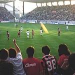 ナビスコカップ準々決勝[第2戦]inカシマ:鹿島アントラーズ戦(写真付)