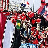 サポーターによる活動の紹介10: 『赤いビニル袋大作戦』