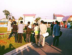 U-21代表候補発表のあった日、栗山にて