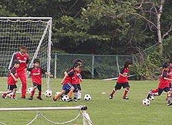2014JAライススポーツセミナー宮の沢サッカー&食育講座の参加者を募集中