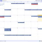 サイト更新(CSプレイヤーズの選手誕生日をカレンダーに登録)