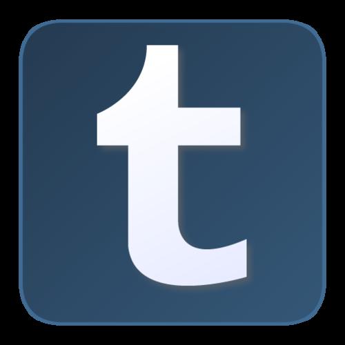 tumblrにスクラップブックを設置