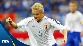 【動画】A great decade for Japan on FIFA TV