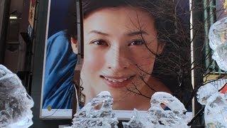 【動画】第64回さっぽろ雪まつり 64th Sapporo Snow Festival 2013|すすきの会場
