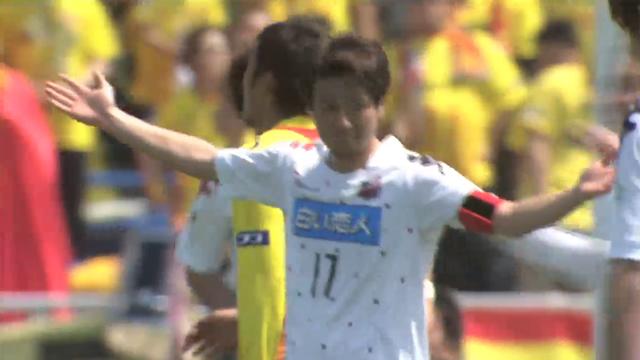 【動画】「J2最優秀ゴール賞」J2リーグ戦第13節のノミネートゴールに岡本賢明選手のゴールがノミネート