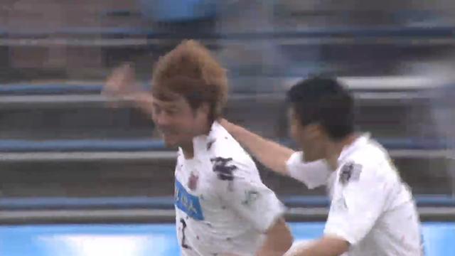 【動画】「J2最優秀ゴール賞」J2リーグ戦第17節のノミネートゴールに日高拓磨選手のゴールがノミネート