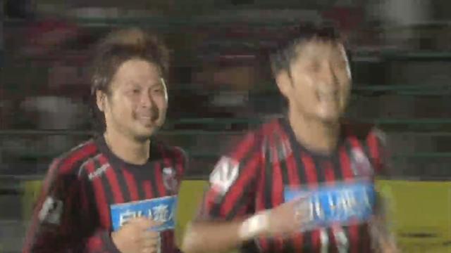 【動画】「J2最優秀ゴール賞」J2リーグ戦第30節のノミネートゴールに前田俊介選手のゴールがノミネート