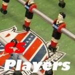 サイト更新(CSプレイヤーズに2013年度選手分を登録)