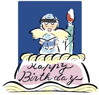 サイト記念日(18周年)
