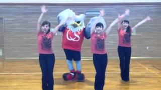 コンサドールズによる2014年シーズンダンス「LOVE BEATLES」振り解説