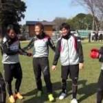 石屋製菓動画(2014)「コンサドーレ札幌が唄う「白い恋人♪」」