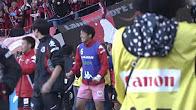 2016「J2最優秀ゴール賞」J2リーグ戦第41節のノミネートゴールに内村圭宏選手のゴールがノミネート