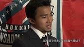 コンサにアシスト(TVH)のチャナティップソングラシン選手、都倉賢選手、稲本潤一選手、クソンユン選手のインタビュー動画