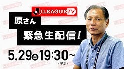 「JリーグTV」がJリーグ再開が発表されたことをうけて緊急開催