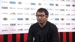 北のビジネス最前線(HBC)の野々村芳和社長のインタビュー動画