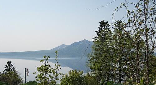 Lake Shikotsu / 支笏湖