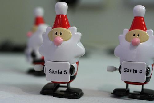 017/365 Racing Santas